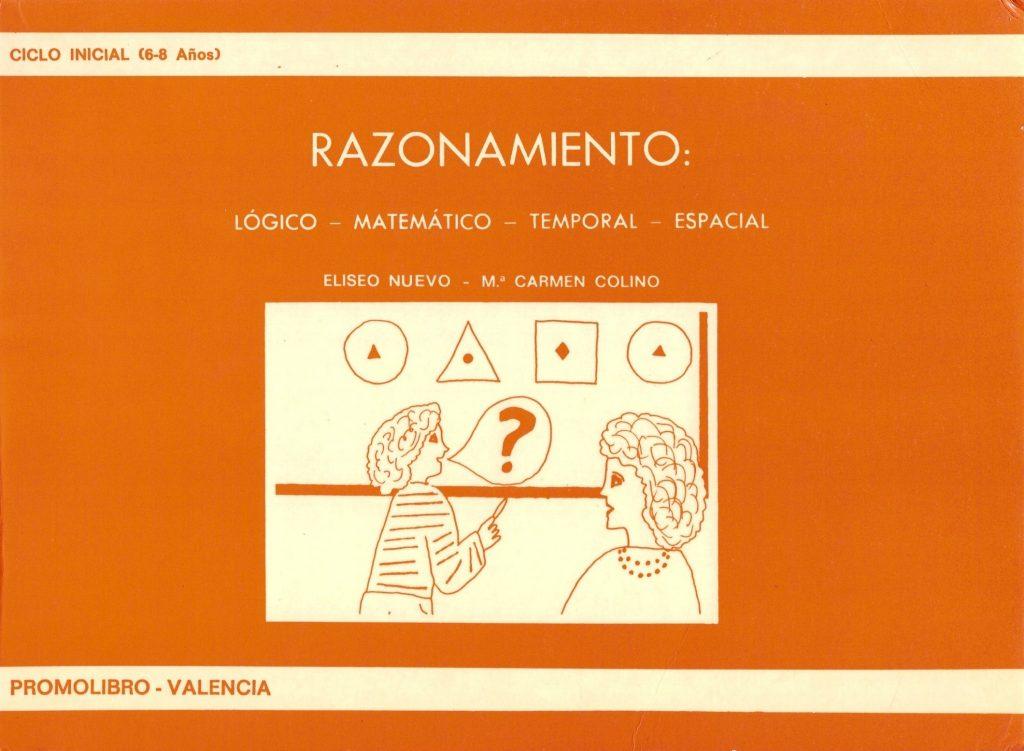 Razonamiento lógico, matemático, espacial y temporal Promolibro Valencia